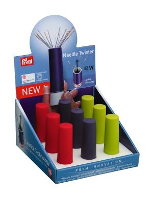 Prym Nähmaschinen-Spulenring Spulendose für ca 20 Spulen 611978