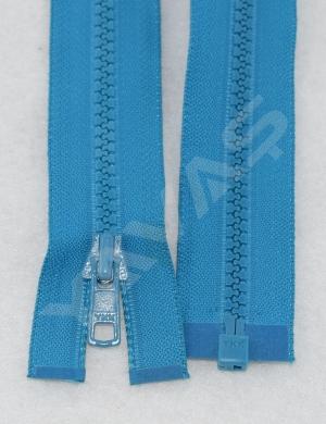 YKK Vislon Kunststoff Reißverschluss nicht teilbar  mint 825